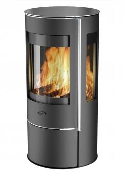 Kaminofen Fireplace Amarant raumluftunabhängig 3 Scheiben 6kW Bild 1