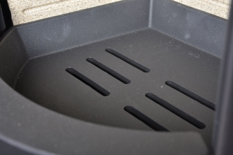 Kaminofen Thorma Toledo raumluftunabhängig Stahl schwarz 7,5 kW Bild 4