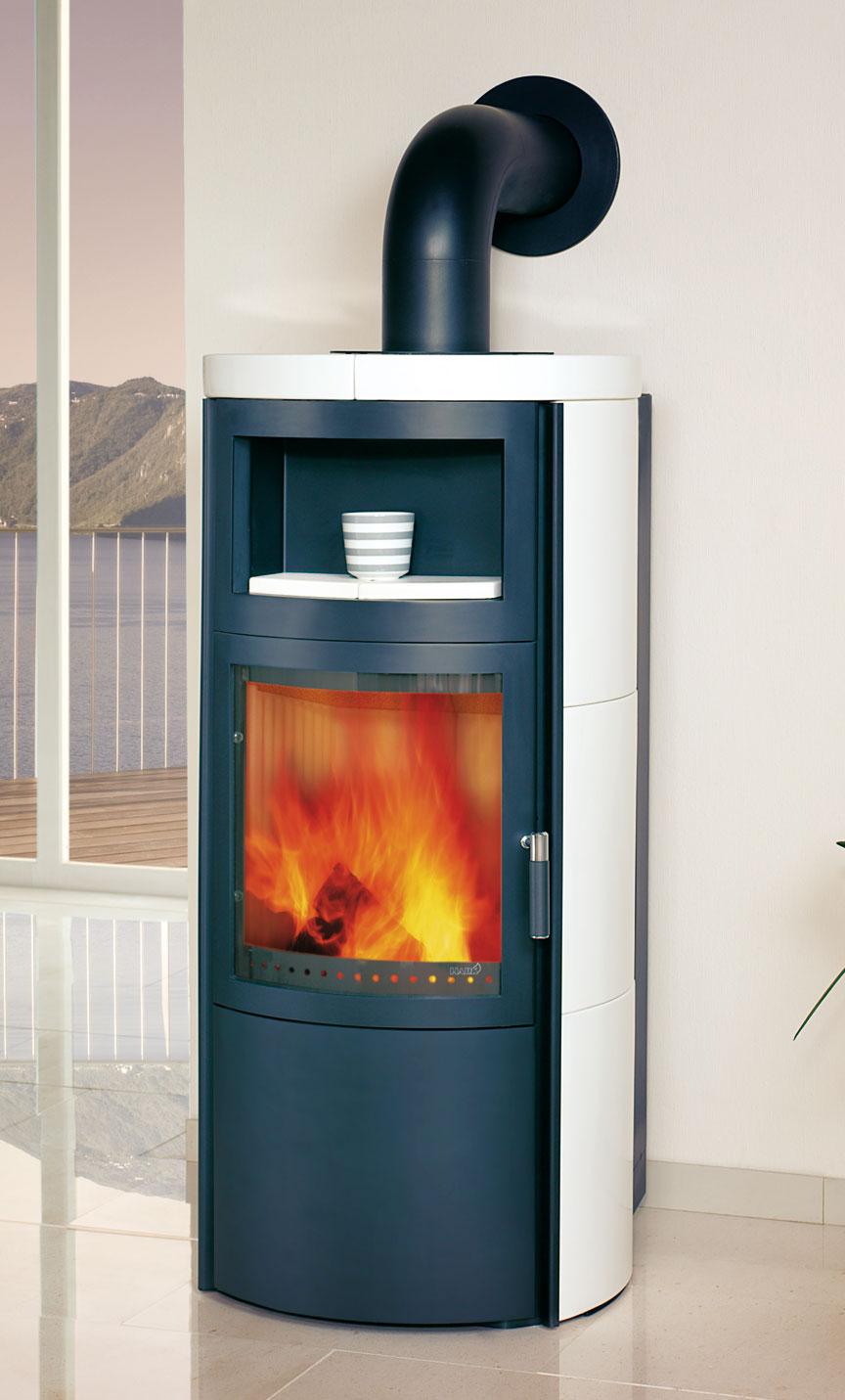 kaminofen dauerbrandofen hark vito ww ecoplus creme weiss 8 4kw bei. Black Bedroom Furniture Sets. Home Design Ideas