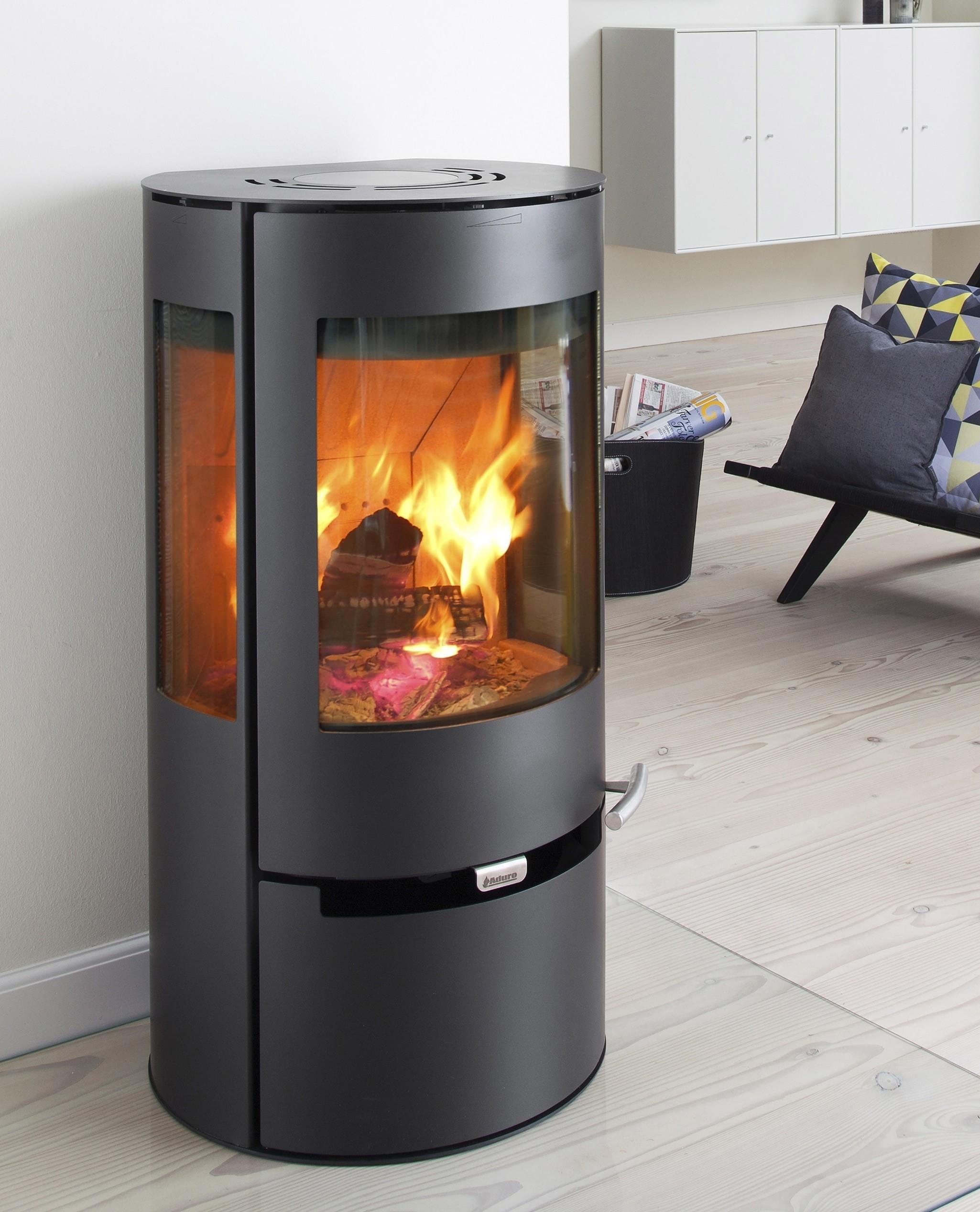 kaminofen aduro 9 air schwarz stahl 3 scheiben raumluftunabh ngig 6 kw bei. Black Bedroom Furniture Sets. Home Design Ideas
