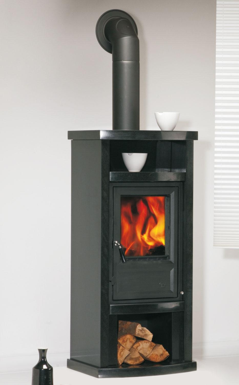 kaminofen globe fire luna iii h raumluftunabh ngig naturst schw 6kw bei. Black Bedroom Furniture Sets. Home Design Ideas