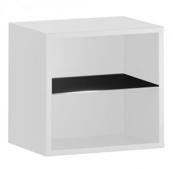Haas+Sohn Einlegeboden für Holzfach Gastein / Wien easy perl-schwarz Bild 1