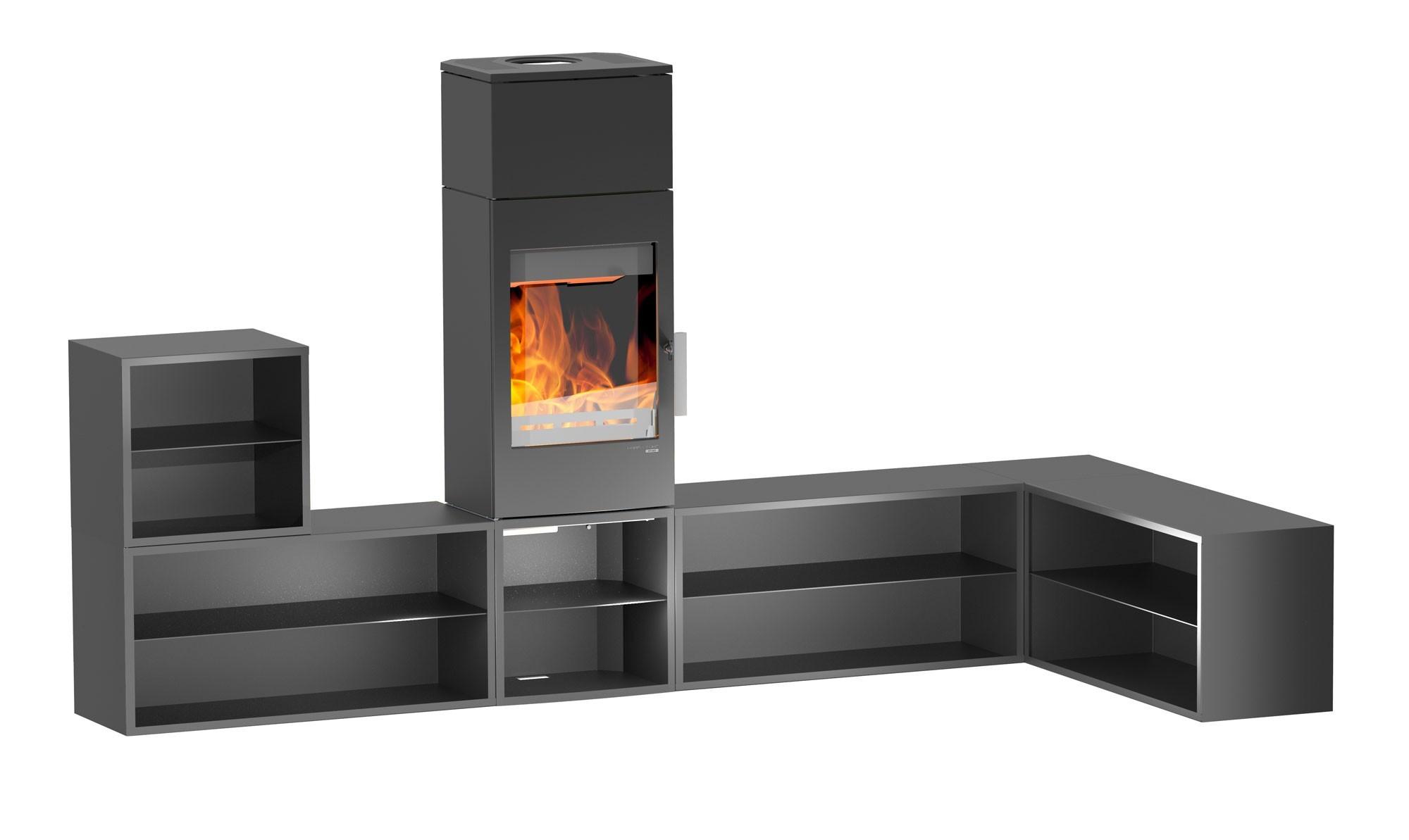 haas sohn sitzbank eckmodul gastein wien easy perl schwarz bei. Black Bedroom Furniture Sets. Home Design Ideas