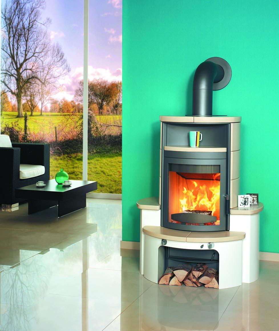 kaminofen dauerbrandofen hark avenso ecoplus keramik creme 8 kw bei. Black Bedroom Furniture Sets. Home Design Ideas