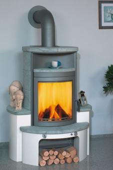 kaminofen dauerbrandofen hark avenso naturstein 7 kw. Black Bedroom Furniture Sets. Home Design Ideas
