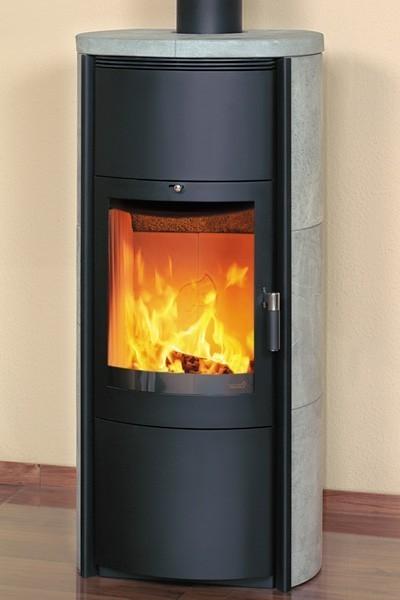 kaminofen dauerbrandofen hark keno ecoplus naturstein 7 kw bei. Black Bedroom Furniture Sets. Home Design Ideas