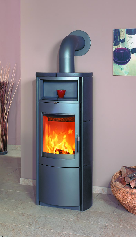 kaminofen dauerbrandofen hark nika ecoplus keramik negro 7 kw bei. Black Bedroom Furniture Sets. Home Design Ideas