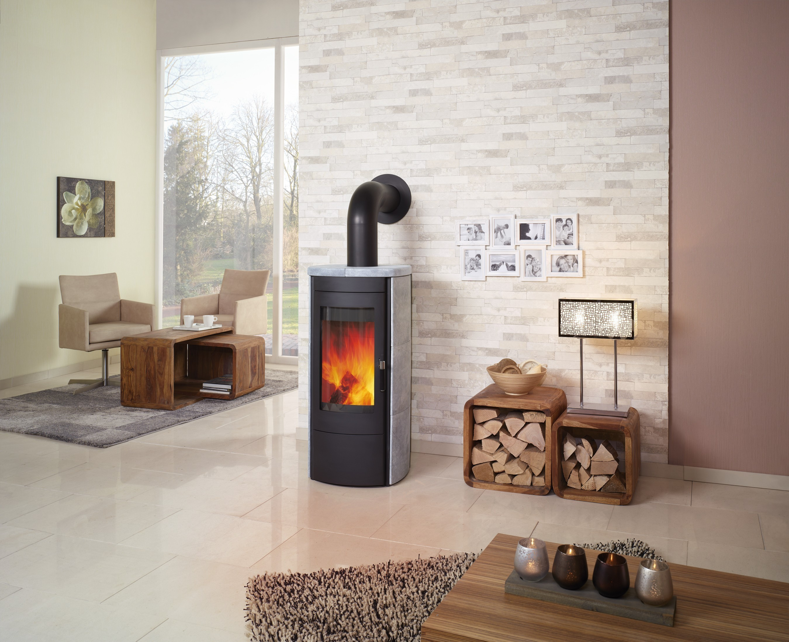 kaminofen dauerbrandofen hark tiamo ex raumluftunab naturstein 6 kw bei. Black Bedroom Furniture Sets. Home Design Ideas