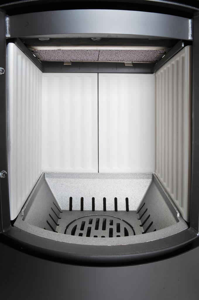 Kaminofen / Dauerbrandofen Hark Vito WW ECOplus wasserf.schwarz 14,2kW Bild 2
