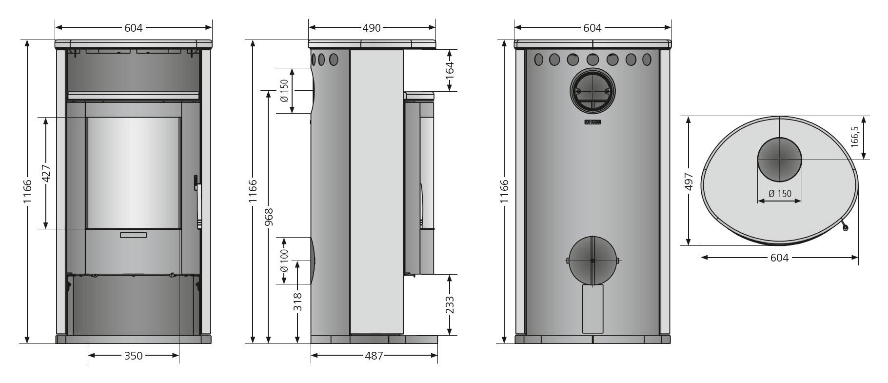 kaminofen justus island 7 ii raumluftunabh sandstein 6 5 kw bei. Black Bedroom Furniture Sets. Home Design Ideas