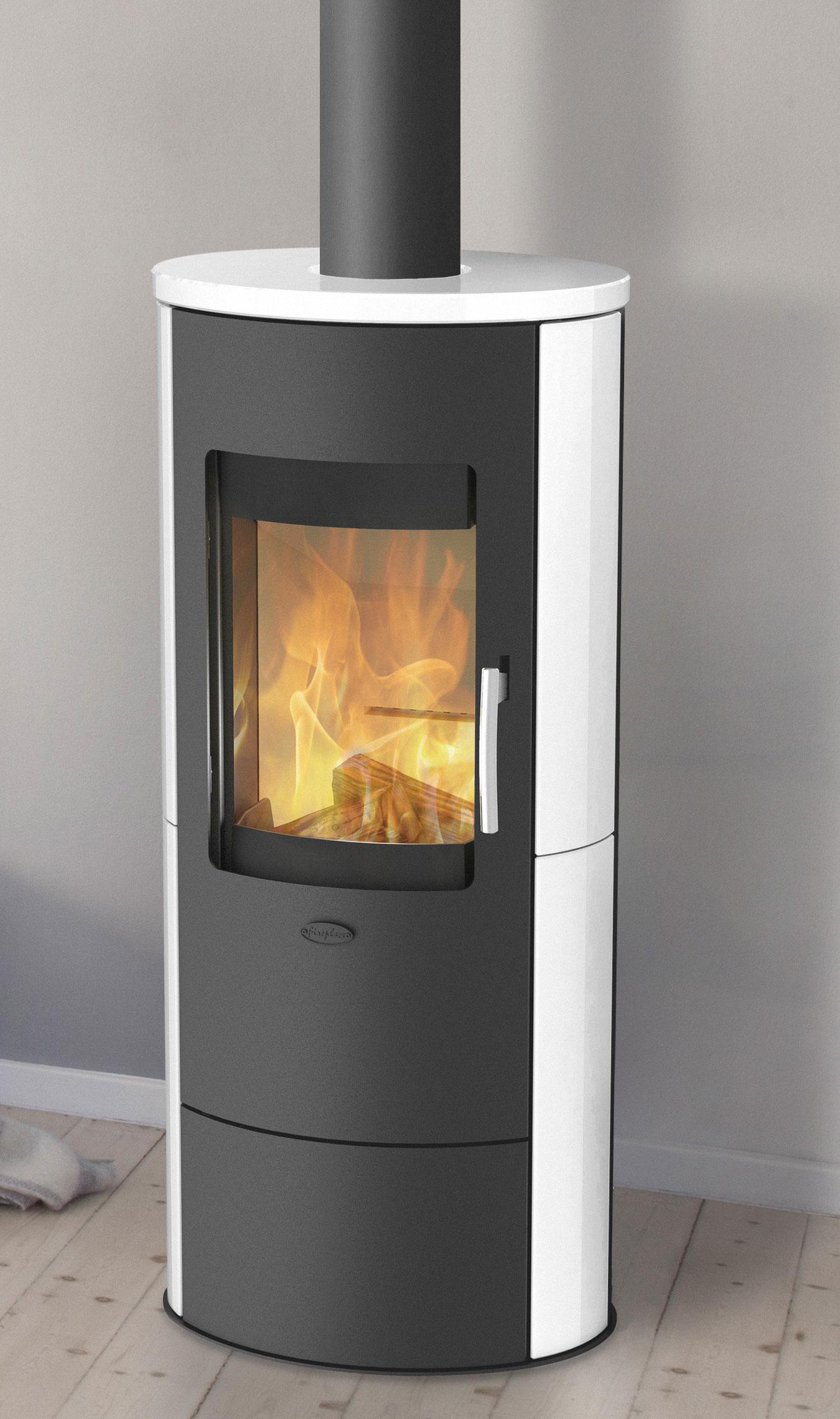 kaminofen dauerbrandofen fireplace roma keramik. Black Bedroom Furniture Sets. Home Design Ideas