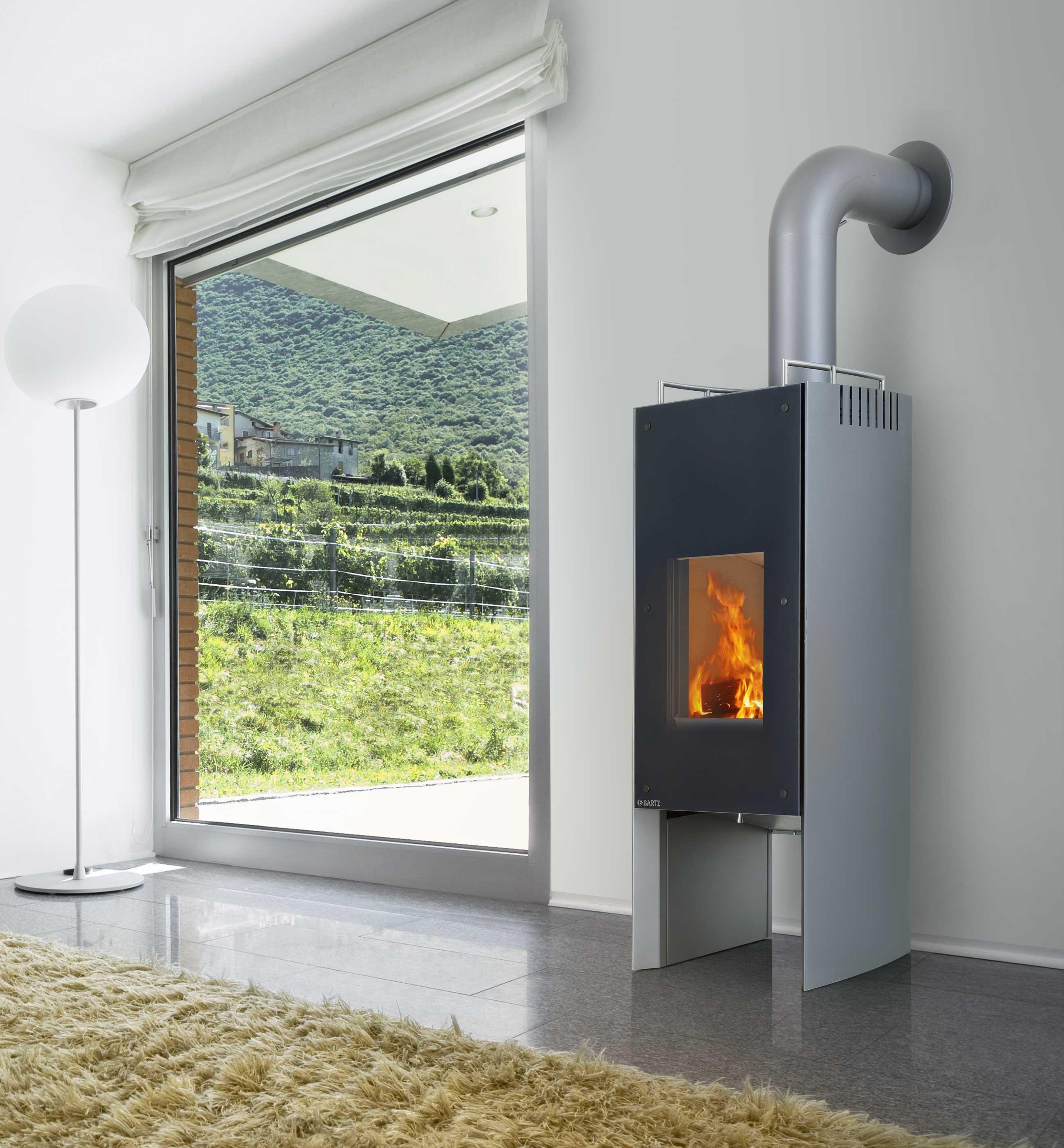 kaminofen bartz bregenz raumluftunabh ngig stahl grau 6kw bei. Black Bedroom Furniture Sets. Home Design Ideas