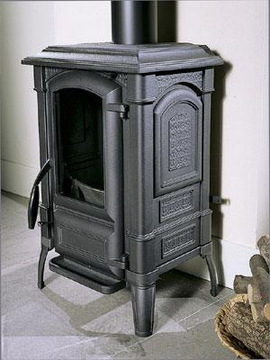 kaminofen gussofen la nordica giulietta 6kw bei. Black Bedroom Furniture Sets. Home Design Ideas