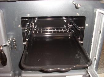 Backblech für La Nordica Kaminofen Isotta forno 29,4x38,5cm