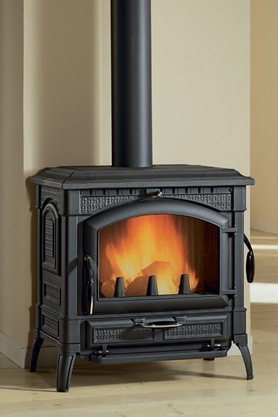 kaminofen gussofen wasserf hrend la nordica thermo isotta 15 kw bei. Black Bedroom Furniture Sets. Home Design Ideas