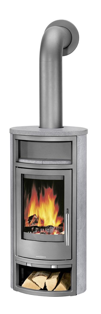 kaminofen oranier polar 4 raumluftunanh ngig speckstein gussgrau 5kw bei. Black Bedroom Furniture Sets. Home Design Ideas