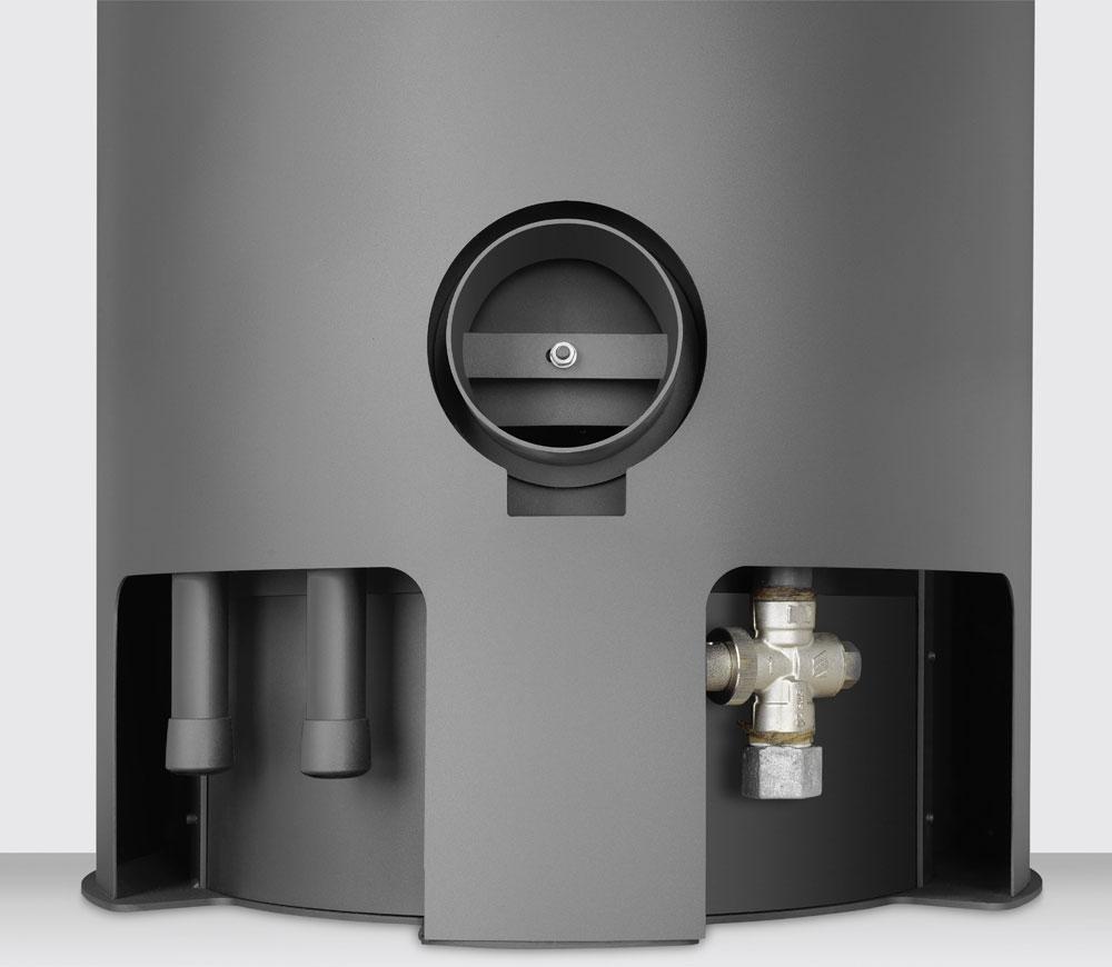 kaminofen oranier polar aqua wasserf hrend speckstein schwarz 10kw bei. Black Bedroom Furniture Sets. Home Design Ideas
