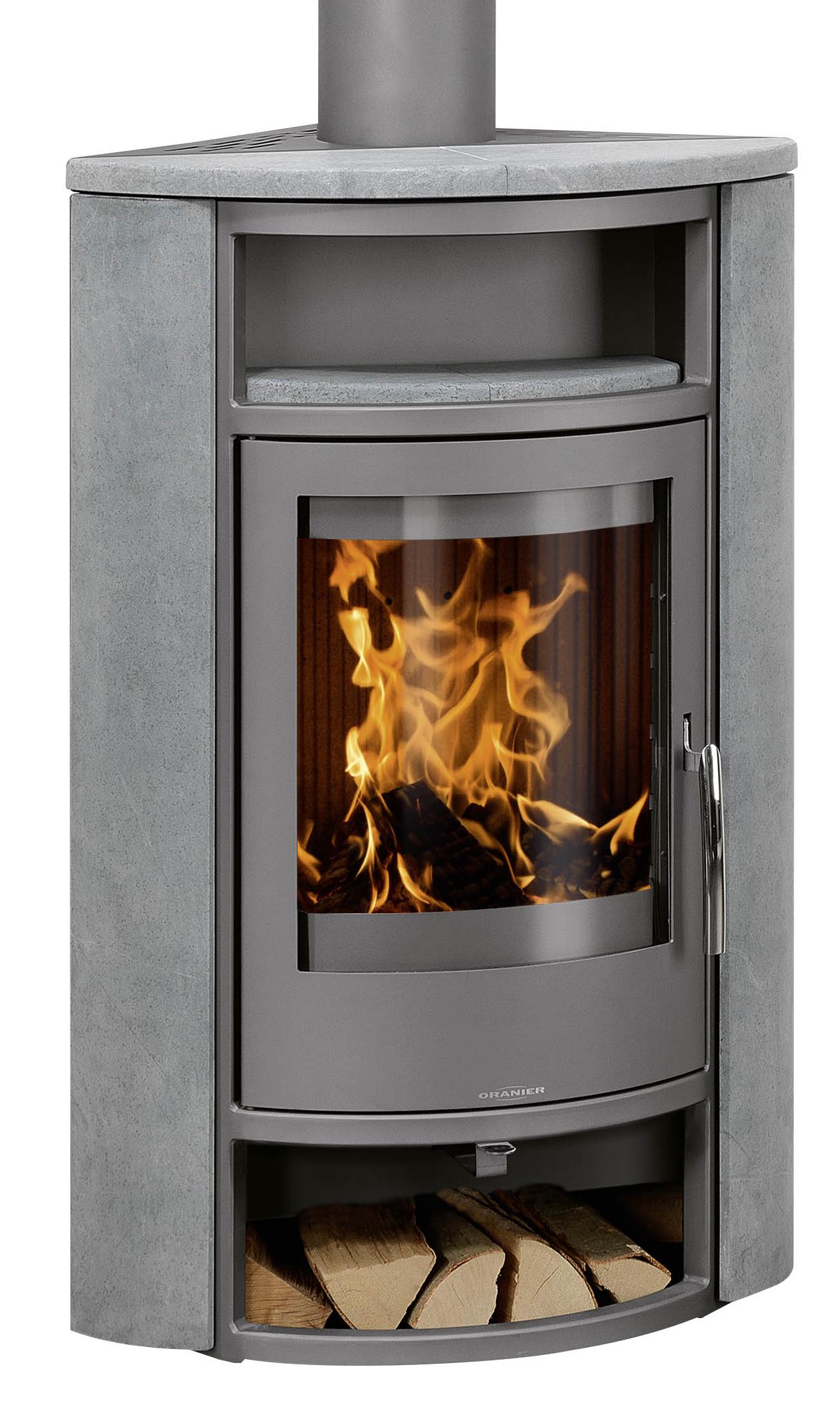 kaminofen oranier polar eck raumluftunanh ngig speckstein 6 5kw bei. Black Bedroom Furniture Sets. Home Design Ideas