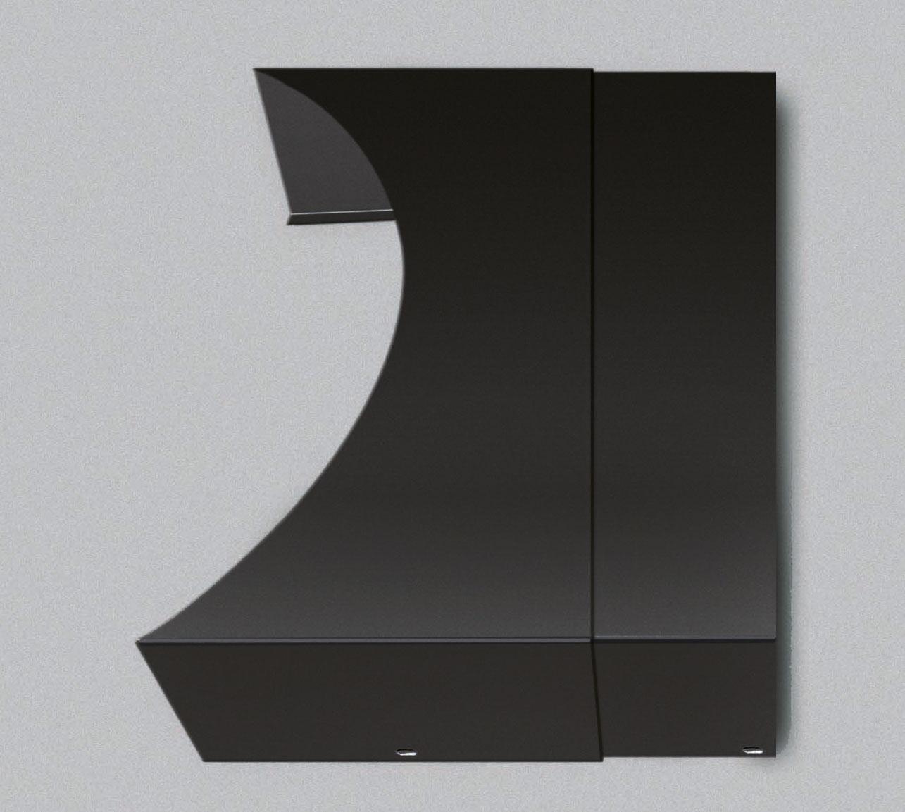Oranier Teleskop-Abdeckung Aquacover für Arena Aqua Stahl schwarz Bild 1