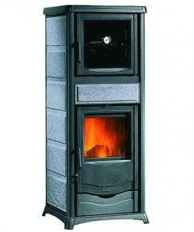 Kaminofen La Nordica Thermo Rossella Plus forno wasserf. Speck. 13,5kW Bild 1