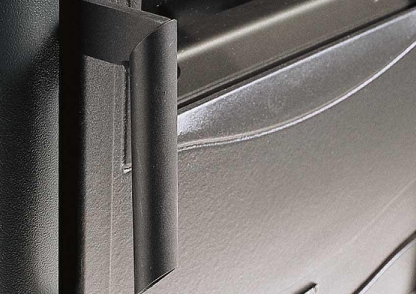 Kaminofen La Nordica Thermo Rossella Plus wasserf. pergamena 12,8kW Bild 2