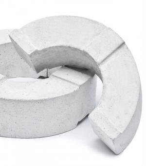 Kaminofen Speichersteine rund