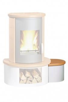 kaminofen wamsler kf 101 rona keramik terracotta 8 kw bei. Black Bedroom Furniture Sets. Home Design Ideas