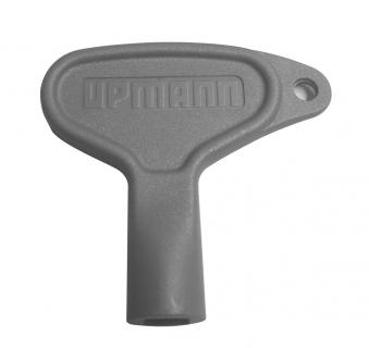 Kamintürschlüssel / Vierkantschlüssel Kunststoff