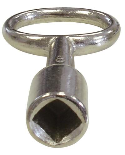 Kamintürschlüssel vierkant Bild 1