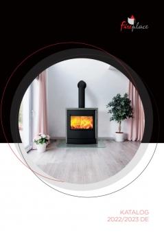 Katalog Fireplace Kaminöfen 2021/2022 Bild 1