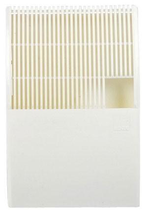 Luftbefeuchter / Benta Flachverdunster Kunststoff weiß 21x31x5cm Bild 1