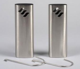 Luftbefeuchter / Röhren - Verdunster Set Edelstahl Bild 1