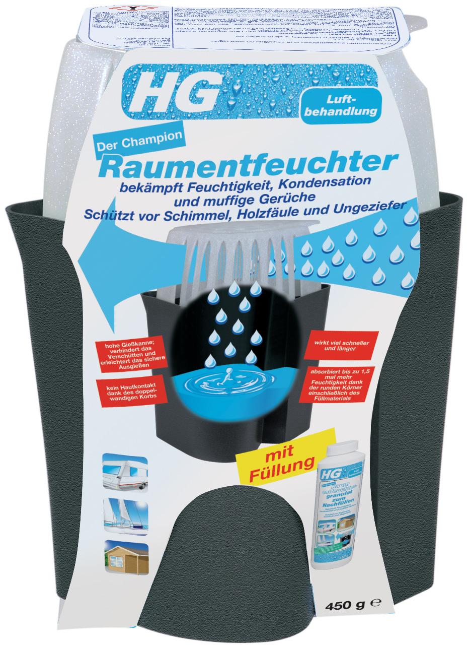 HG Raumentfeuchter / Luftentfeuchter Bild 1