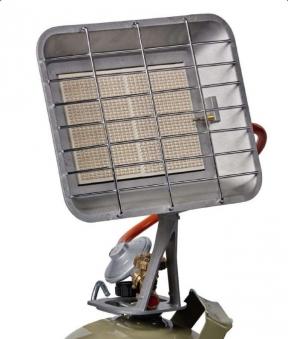 Gasheizer / Gasheitzgerät Heizstrahler GS 4400 P 4,4 kW Bild 1