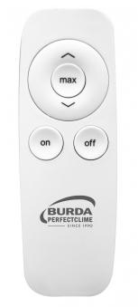 Burda Remote Control BT Fernbedienung weiss
