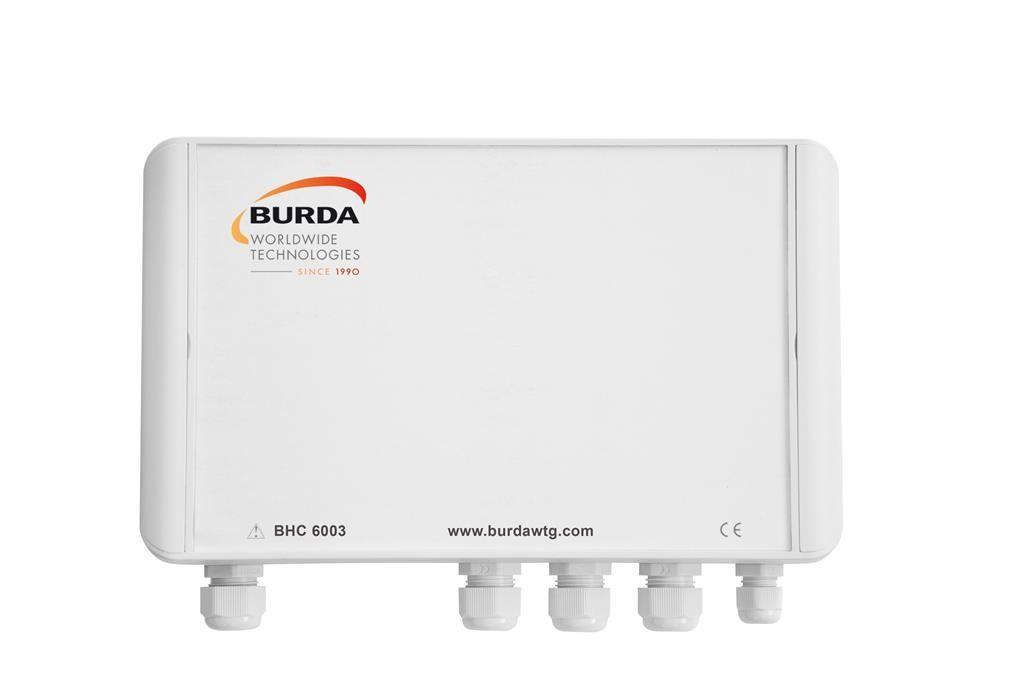 Burda Dimmer Controller BH IP65 3 Zonen BHC6003-ER weiß 6,0 kW Bild 1
