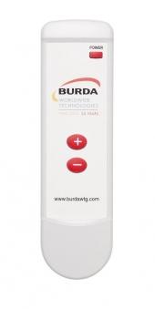 Burda Fernbedienung / Remote Control 9 BHCR9 weiß