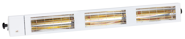 Burda Infrarot Heizstrahler SMART IP24 Multi LG weiß 2 kW Bild 1