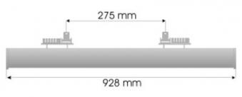 Burda Infrarot Heizstrahler TERM2000 IP67 Multi 1,65 kW Bild 2