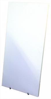 Edelstahlständer für Infrarot - Wärmewellen - Heizung Bild 1