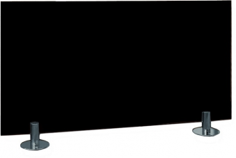 Standfüße verchromt für Infrarotheizung GR Bild 4