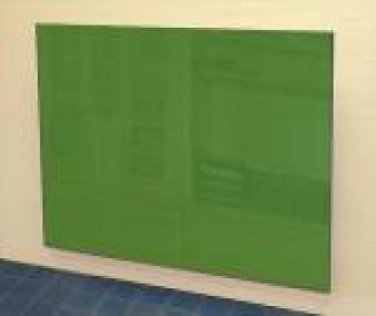 Infrarotheizung Fenix GR500-G gelbgrün 90x60x1,2cm 500 Watt Bild 1