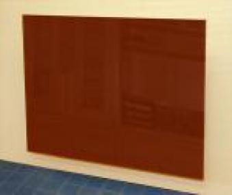 Infrarotheizung Fenix GR900-R rot 120x80x1,2cm 900 Watt Bild 1