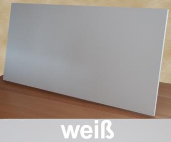 Infrarotheizung Fenix weiß 119x59x3cm 750 Watt Bild 1