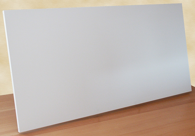 Infrarotheizung Standard 450 90x60x1,2cm 450 Watt Bild 1