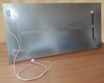 Infrarotheizung Standard 450 90x60x1,2cm 450 Watt Bild 3
