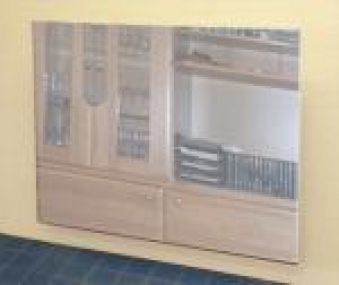 Infrarotheizung Fenix GR500-SP Spiegel 90x60x0,8cm 500 Watt Bild 1