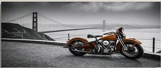 Marmony Infrarotheizung M800 PLUS Motorbike + Thermostat 800W Bild 1