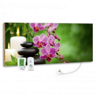 Marmony Infrarotheizung M800 PLUS Relax + Thermostat 800W Bild 1