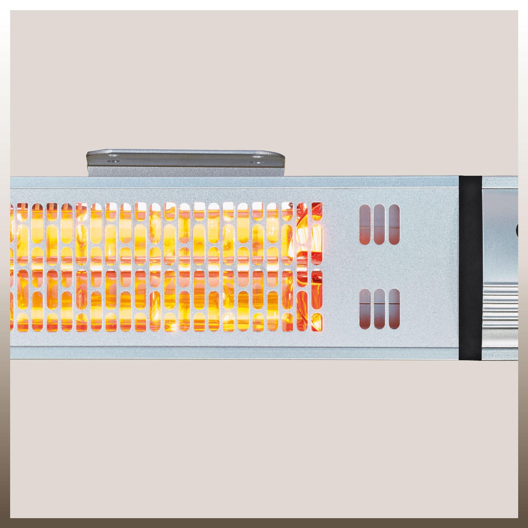 Elektro Terrassenheizer / Heizstrahler Einhell IPH 1500 1500 W Bild 4